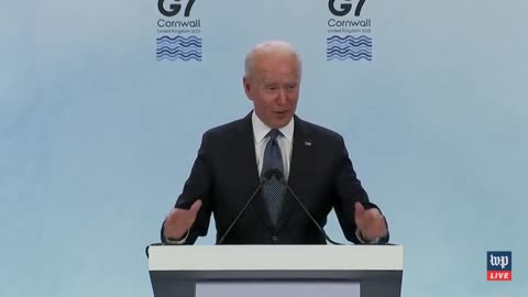 """Biden: """"A Lot of People May Not Know What Covid Is"""""""