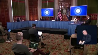Governor Cuomo Argues With Reporter Over NY School Closures