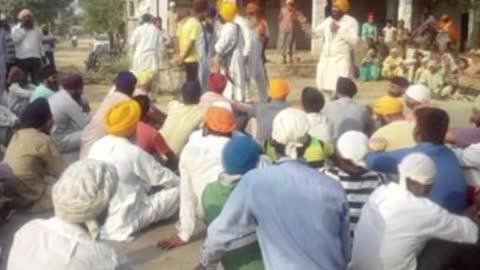 Village refuses Covid vaccine, power supply goes off