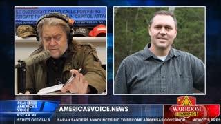 Steve Bannon interviews Taylor Allred