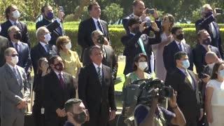 Fiscalía de Brasil denuncia al senador Flavio Bolsonaro por corrupción