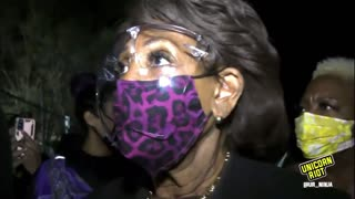 WATCH Maxine Waters Incite Violence, More Confrontation, Demand Chauvin Be Found Guilty
