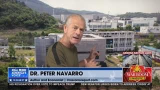 Navarro: Peter Daszak Will Be Fauci's Fall Guy