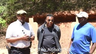 The Two Alpha's Talk - Cheap guns.