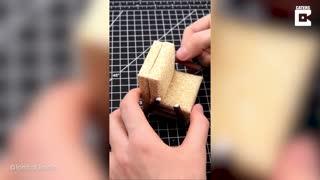 Talented Artist Creates Incredibly Realistic Miniature Furniture