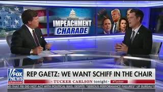 Matt Gaetz rips Democrats over impeachment