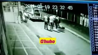Video: Quiso continuar con una riña pendiente y lo mataron en el Centro de Bucaramanga