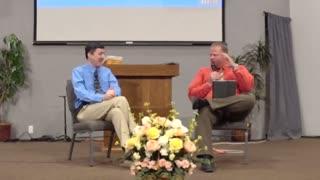 Kootenai Church Conference with Dr. Jason Lisle Session 2: Q&A