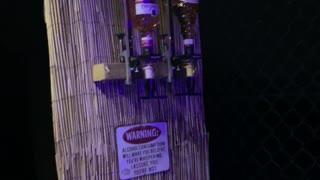 Dedicated Man Uses Lockdown Time to Build Beautiful Deck and Tiki Bar