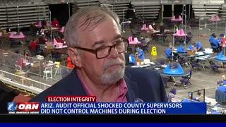 Ariz. Audit official shocked county supervisors