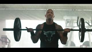 Dwayne The Rock Johnson training motivational