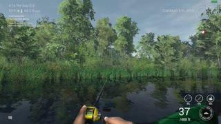 Fishing Planet Michigan Kayak fishing