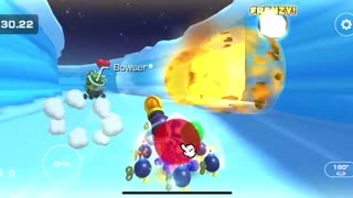 Mario Kart Tour - Metal Mario Cup Challenge Take Them out quick! Hint at a possible battle mode?