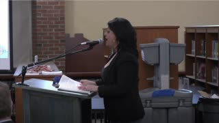 This Is a MUST WATCH!!! NY Mom Against Communist School Board