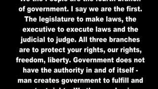 US vs Bundy - Opening Statement