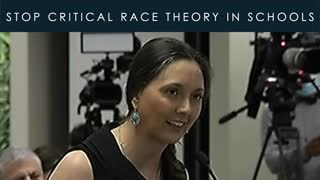 Stop Critical Race Theory: Melody Buldoc