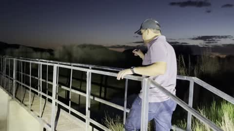 Retired Supervisory Special ICE Agent Victor Avila Reveals Bridge From Mexico to US In TX