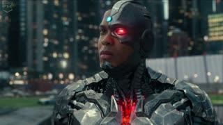 Superman vs Justice League Justice League