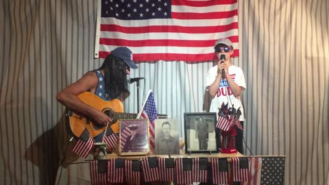 God Bless the USA by Lee Greenwood preformed by 2x's Henry