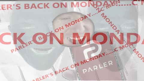 BACK ON MONDAY??