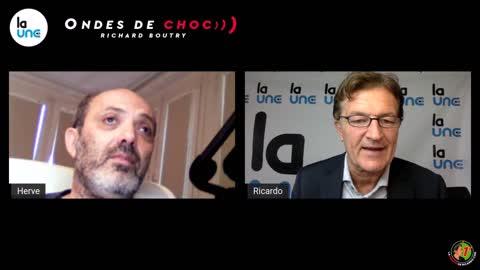 Dr Hervé Seligmann - Ondes de Choc - 21 10 2021