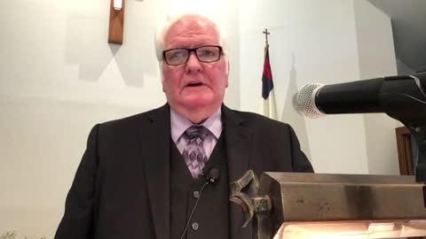 """Message: """"Faith"""" Pastor Paul Cady"""