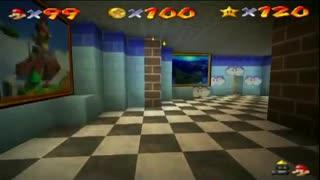 Minecraft: Castle Toadstool, N64 Replica