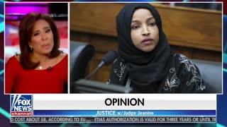 Judge Jeanine Pirro condemns Muslim Democrat Ilhan Omar's blatant anti-Semitism