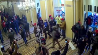 Court forces release of Jan. 6 footage.