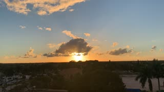Sunset Timelapse 2/26/2021