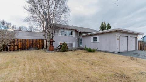 Alaska Real Estate King Home for Sale 3540 Hazen Circle Anchorage AK 99515