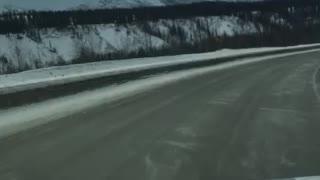 Heading towards Cantwell Alaska