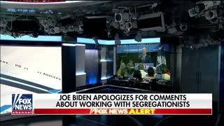 Joe Biden apologizes for segregationist comments