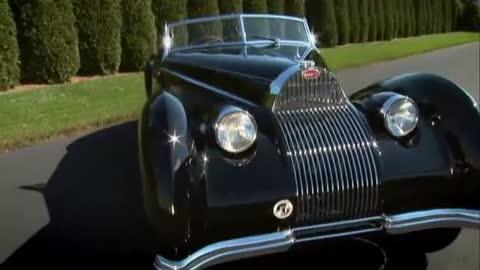 One of a Kind: 1930 Bugatti