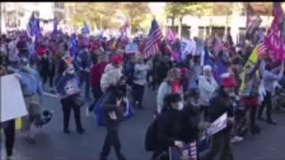 Million MAGA March Washington, DC