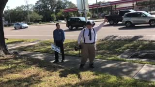 Street Preaching at Planned Parenthood: Gospel of Life vs Feminist Cult of Death