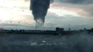 Adding Tornado To The Scene - Visual Effect Filter