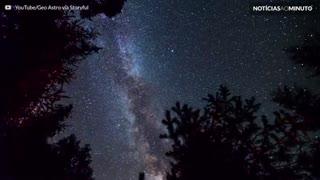 Impressionante time-lapse do estado da Geórgia durante 7 meses