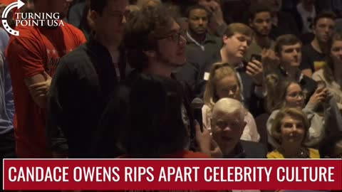 Candace Owens Talks Celebrity Culture