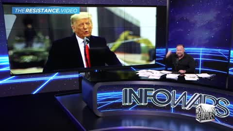 Watch Trump's Censored Texas Speech in Full/Share
