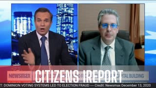 MUST WATCH: Gagged MI Report Released Shows Dominion Led to Election Fraud