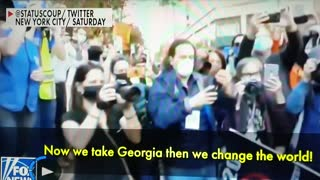 Chuck Schumer, We will change the WORLD