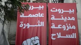 En imágenes: Beirut se convirtió en escenario de protestas contra la clase política