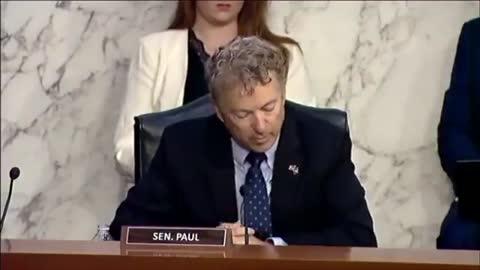 Rand Paul HUMILIATES Biden's HHS Sec. on Natural Immunity