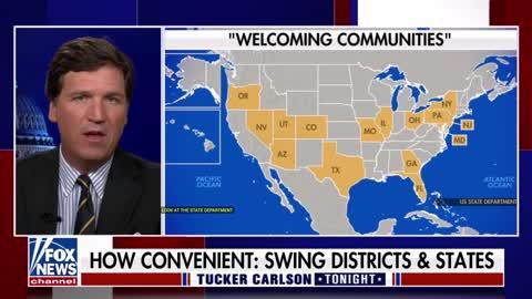 The continuing Democrat sanctioned invasion of America