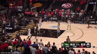 Milwaukee Bucks vs Atlanta Hawks Full GAME 4 Highlights | 2021 NBA Playoffs