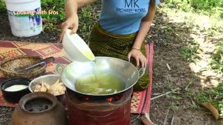 Yummy Crispy Chicken Wing Frying Chili Sauce - Crispy Chicken Wing Cooking