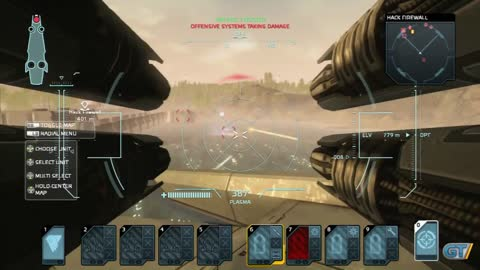 Carrier Command Gaea Mission - Carrier Management Walkthrough