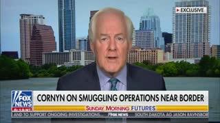 """Sen. John Cornyn on """"Sunday Morning Futures"""""""