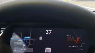Testing Tesla Model X 0-60 mph but failed